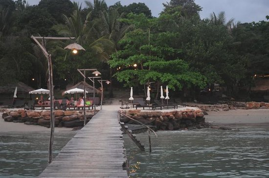 The Beach Natural Resort: Beach Area