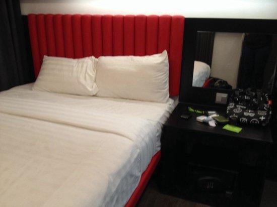 Tune Hotel - Downtown Kuala Lumpur : Room at Tune hotel kuala lumpur
