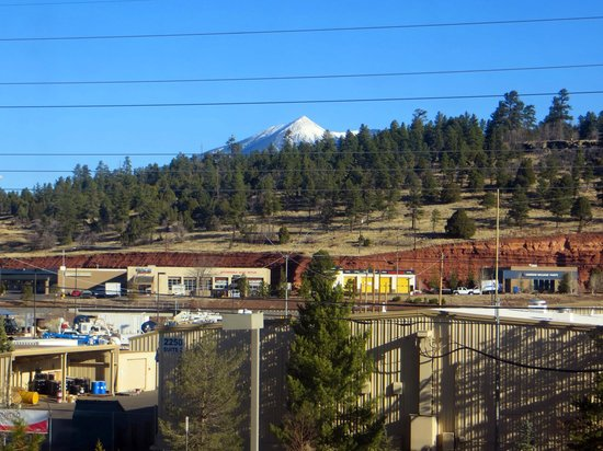 Holiday Inn Express Flagstaff: Northern view from room