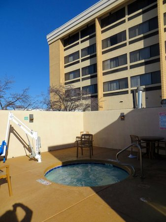 Holiday Inn Express Flagstaff: Jacuzzi