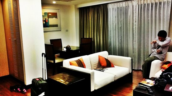 Abloom Exclusive Serviced Apartments: hall
