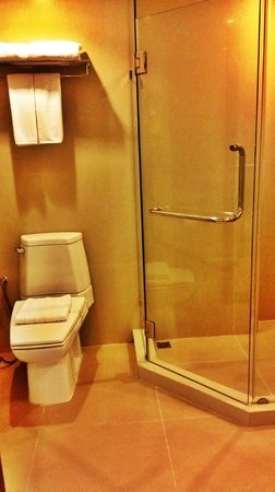 Abloom Exclusive Serviced Apartments: toilet 2