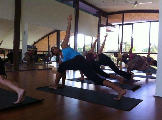 Holis Wellness Center & Spa: yoga class