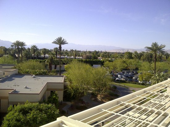 JW Marriott Desert Springs Resort & Spa: View from balcony