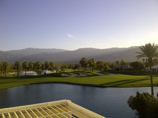 JW Marriott Desert Springs Resort & Spa: View from room