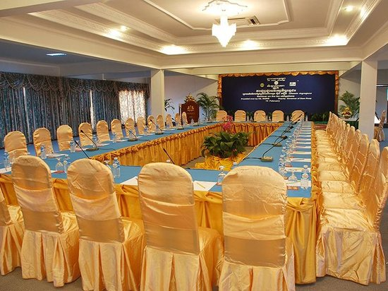 City Angkor Hotel: Conference Room