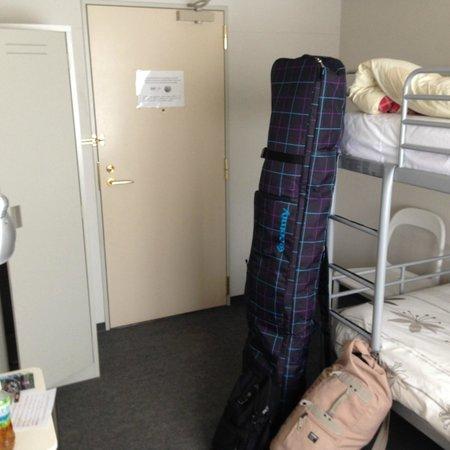Owashi Lodge : 部屋