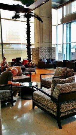 Urbana Sathorn : lobby