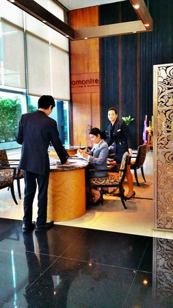 Urbana Sathorn: reception