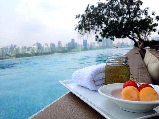 SO Sofitel Bangkok: The Pool @ Day