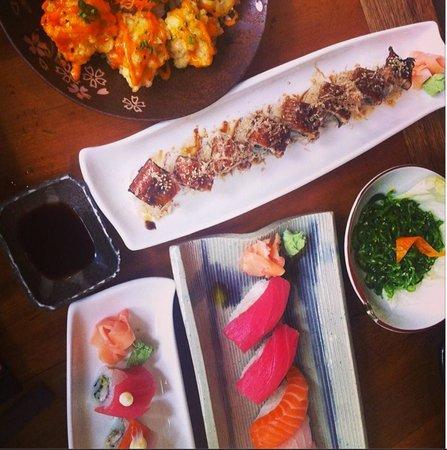 The Hashi: lunch at hashi