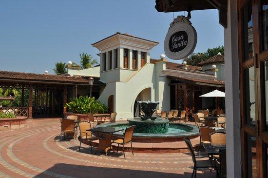 Park Hyatt Goa Resort and Spa: Ресторан
