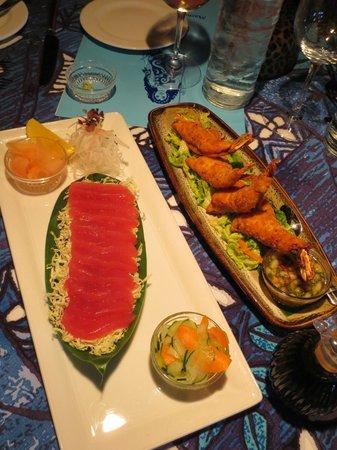 Mama's Fish House : Sashimi
