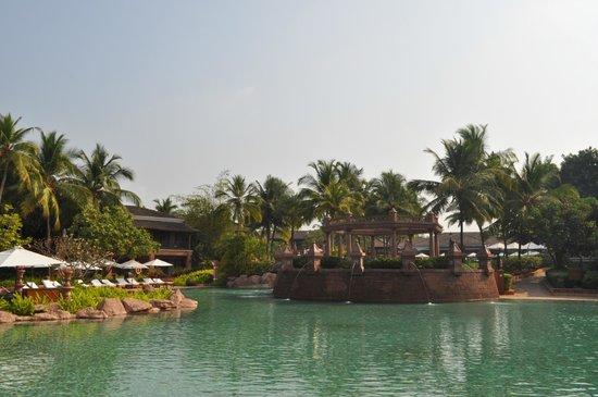 Park Hyatt Goa Resort and Spa: Бассейн