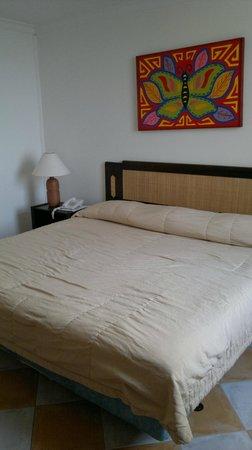 Decameron Cartagena: Dormitorio