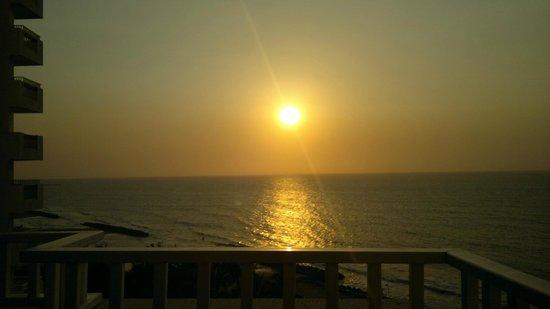 Decameron Cartagena: Vista desde el balcon