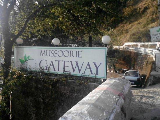 Mussoorie Gateway: Welcome...