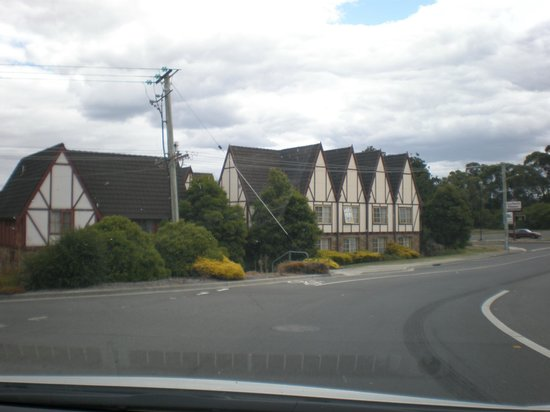 Alanvale Apartments & Motor Inn: View of the Motor Inn from the front