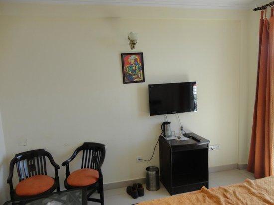 Mussoorie Gateway : Room