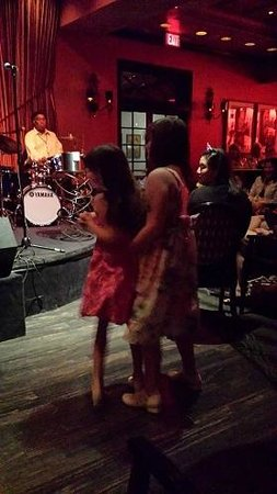 The Jazz Playhouse: My girls take to the dance floor