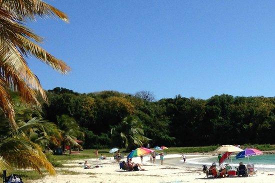Caracas Beach: Never Crowded