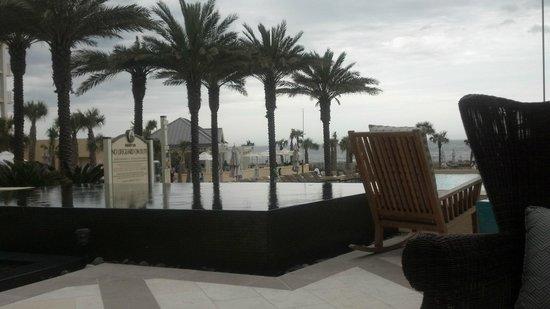 Omni Amelia Island Plantation Resort: Overcast but still pretty...