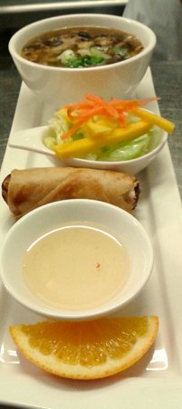 Chaba Thai: Lunch Special
