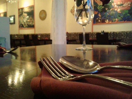 Chaba Thai: Tableside View