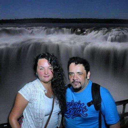 Full Moon Walk at Iguazu Falls: Paseo bajo la luna..sin palabras...