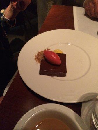 Luma: chocolate crémeux