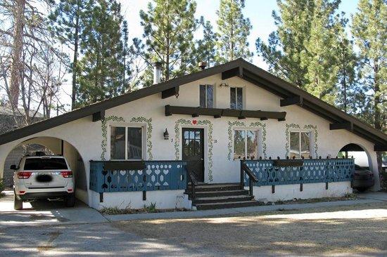 Inn Der Bach Resort : chalet 9 and 10