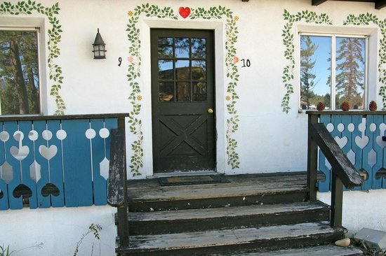 Inn Der Bach Resort : Entry to share