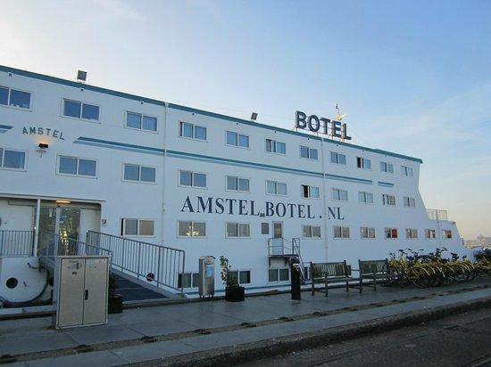 Amstel Botel: общий вид