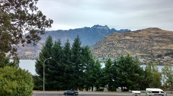 Holiday Inn Queenstown Frankton Road: View from room