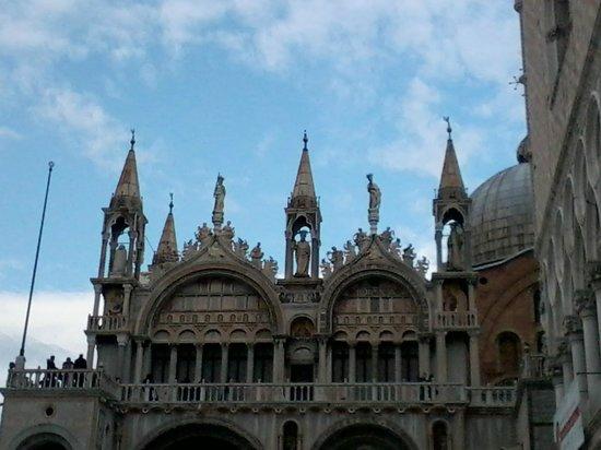 Markusdom (Basilica di San Marco): Верх
