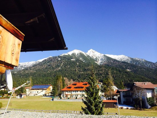 Hotel Princess Bergfrieden: Uitzicht