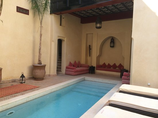 Riad Dar Karma: Swimmingpool