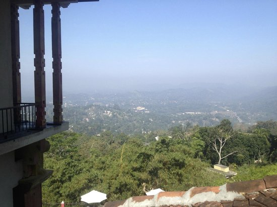 Amaya Hills Kandy : Breathtaking view of the Hill Country