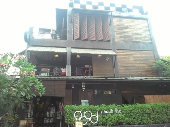 Gord Chiangmai: overview of Gord
