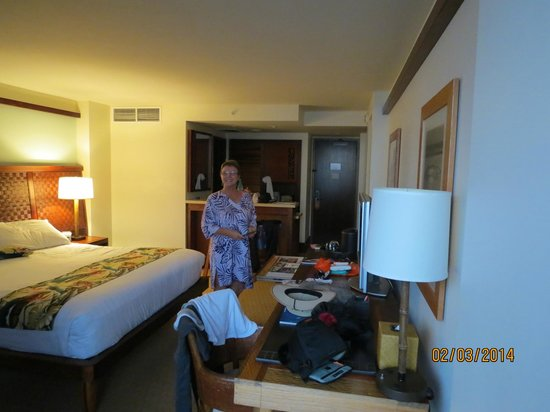 Royal Lahaina Resort: Lovely room, well appointed