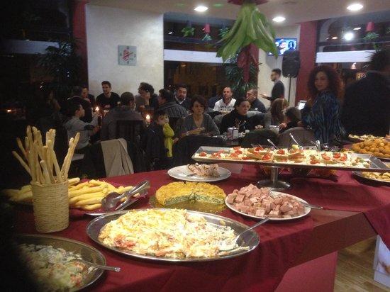 """pranzo a buffet """"13/05/2015  """" Apericena da rivedere """"07/05 ..."""