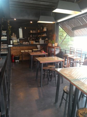 Gord Chiangmai: dinning area for breakfast