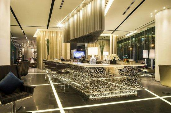 Pullman Saigon Centre : Urbane Lounge