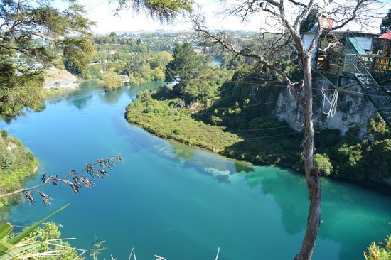 Taupo Bungy : Beautiful View