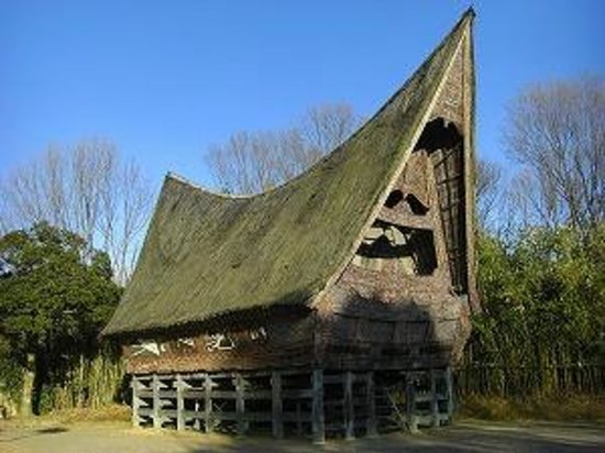 The Little World Museum of Man: インドネシア