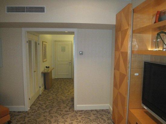 Hotel Okura Tokyo Bay: room