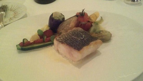 Caprice (Central): Line Caught Sea Bass