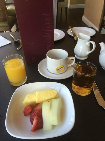 Mercure Milton Keynes: Breakfast!