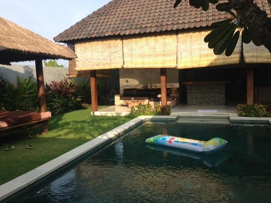 Katala Villas: Private Swimming Pool