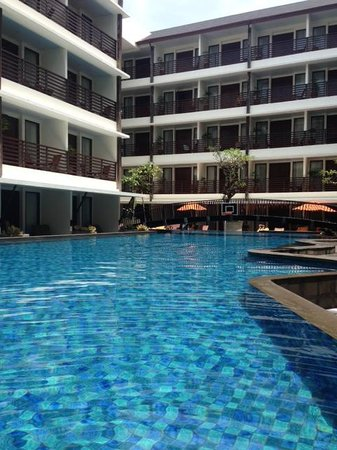 Sun Island Hotel & Spa Kuta: Pool Access Villa